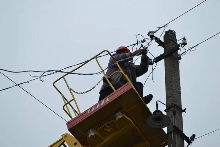 Аварийная ситуация на сетях энергоснабжения привела к сбоям в подаче воды в восточной части Луганска
