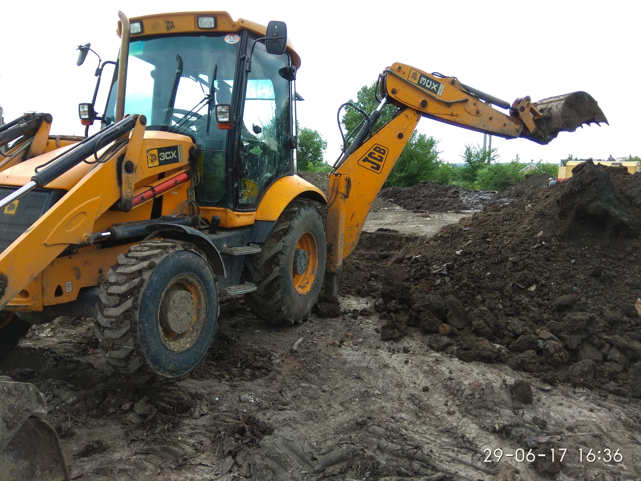 В Краснодонском районе ведутся ремонтные работы