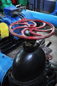 В Луганске на насосной станции «Острая Могила» планируется ремонт запорной арматуры