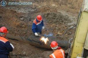 20 августа аварийно остановлен Яновский магистральный водовод