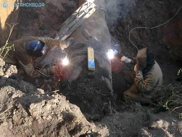 Из-за аварии на Родаковском магистральном водоводе сокращена подача воды в ряд населенных пунктов Республики