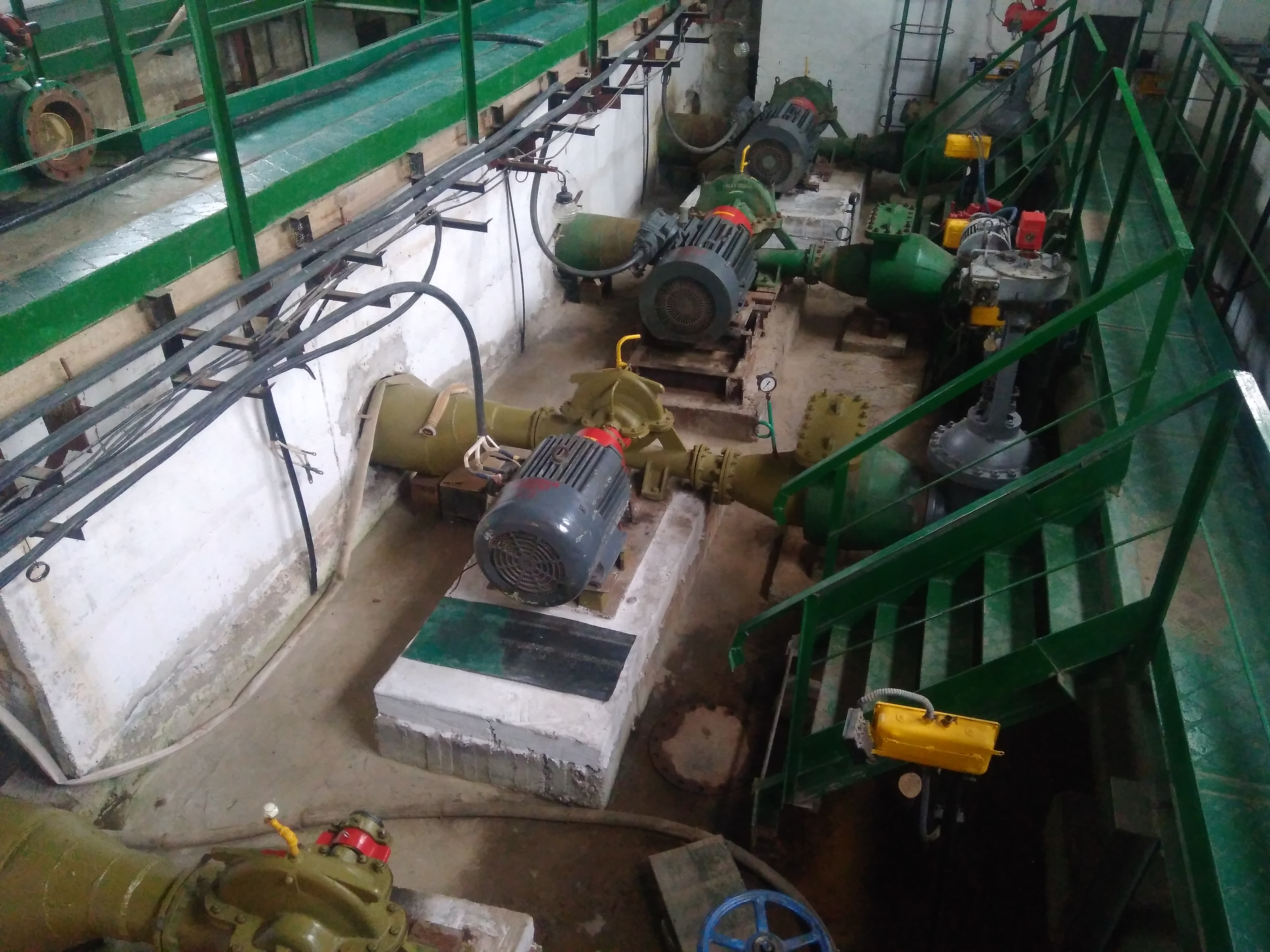 Временно приостановлено водоснабжение Артемовска