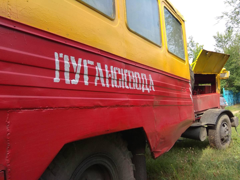 10 сентября из-за порыва магистрального водовода ограничено водоснабжение в Лутугинском районе